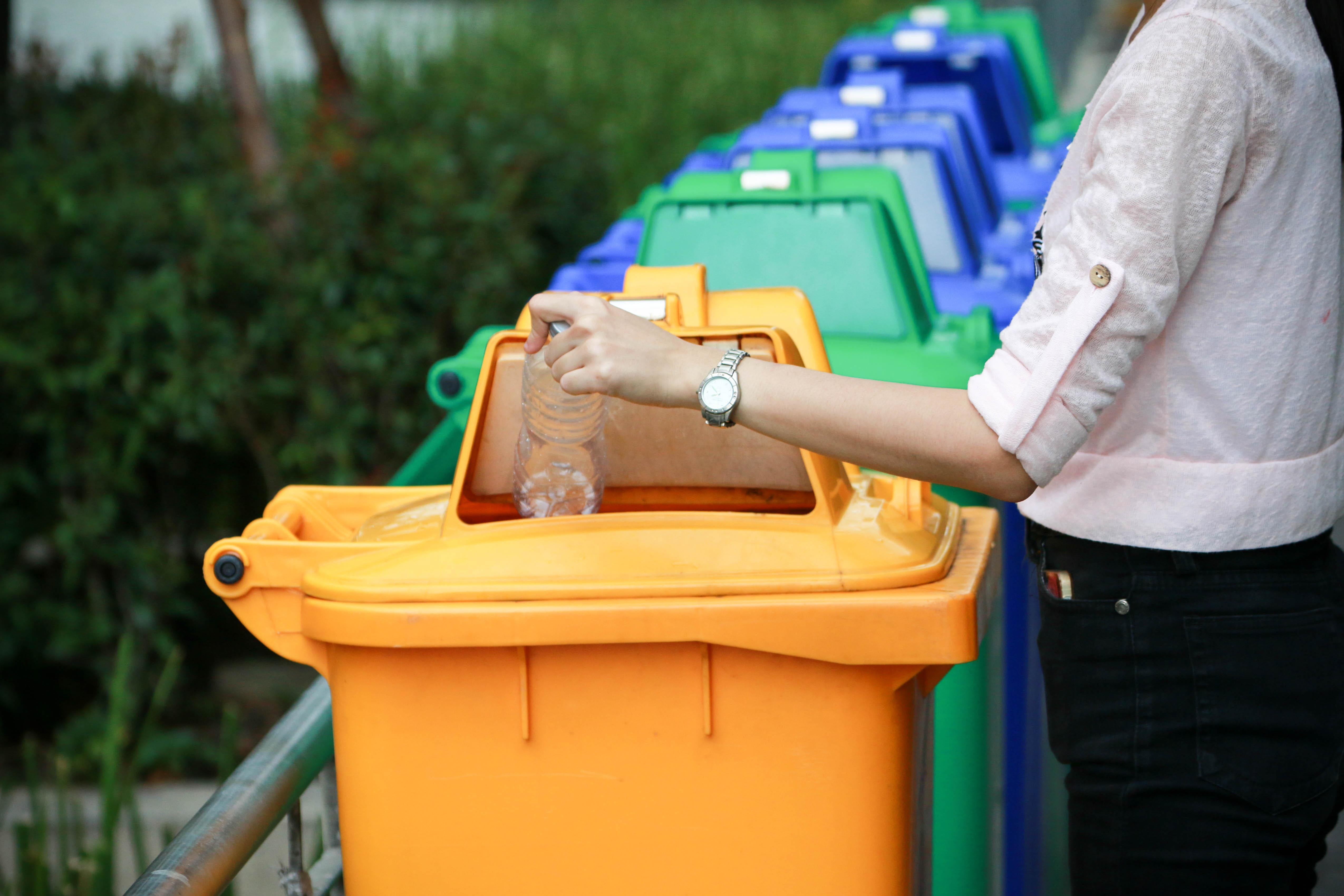У Вас есть мусор и это проблема для вас ?