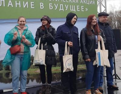 «Спецтранс 1» выступил одним из организаторов субботника