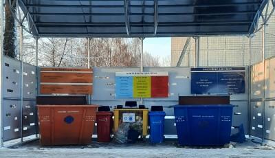 Раздельный сбор – меньше мусора на полигоны